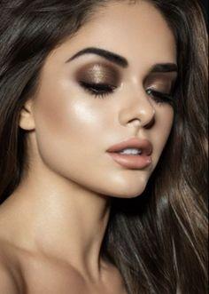 47 Favored Natural Eye Makeup Ideas For Women That Amazing - Summer Make-Up Makeup Trends, Eye Makeup Tips, Beauty Makeup, Makeup Ideas, Beauty Tips, Eye Makeup Tutorials, Makeup List, Makeup Guide, Makeup Hacks