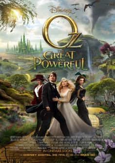 Oz the Great and Powerful (2013) - MovieMeter.nl