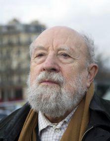 L'écrivain français Michel Butor