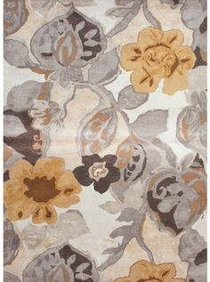 Looking for Jaipur Living Petal Pusher Hand-Tufted Floral & Leaves White Area Rug X ? Check out our picks for the Jaipur Living Petal Pusher Hand-Tufted Floral & Leaves White Area Rug X from the popular stores - all in one. Floral Area Rugs, Yellow Area Rugs, White Area Rug, Beige Area Rugs, White Rug, Blue Area, Petal Pushers, Jaipur Rugs, Wool Art