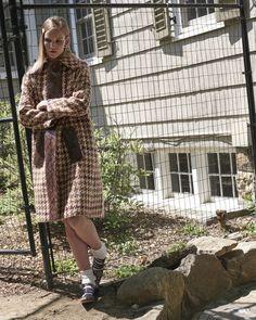 Suvi Koponen by Scott Trindle for Vogue Korea October 2015