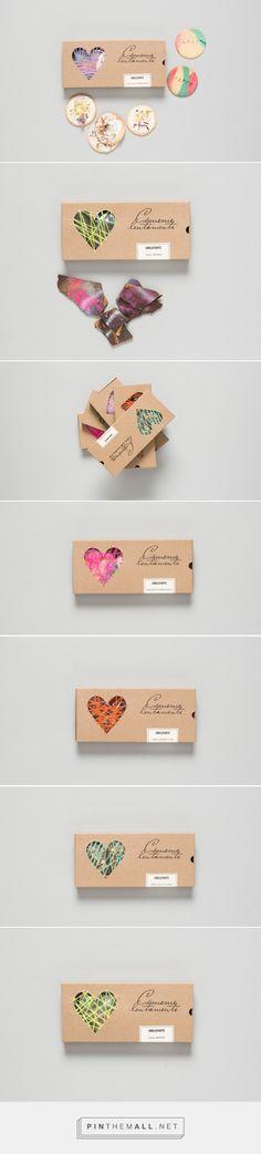 UNELEFANTE Toffee — The Dieline - Branding & Packaging PD