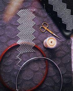 Moda Emo, Bargello, Hoop Earrings, Beads, Mad Men, Pattern, Instagram, Create, Jewelry