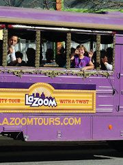 The Famous LaZoom Tours of Asheville