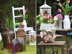 Accesorios para decoración de una #boda