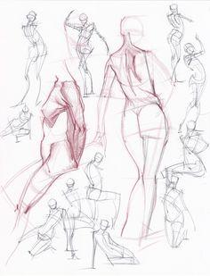 figuredrawing.info_news: Figure studies