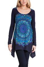 T-shirts Desigual Maurice Kids Fashion, Womens Fashion, Tunic Tops, Clothes For Women, T Shirt, Shopping, Collection, Online Clothes, Woman Clothing