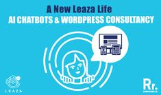 Learn about Leaza, the new AI finance chatbot and how we designed their logo & branding and provided them with WordPress consultancy to build their site! Logo Branding, Logos, Web Development, Finance, Wordpress, Social Media, Learning, News, Life