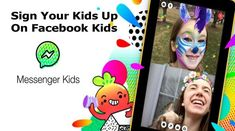 Messenger Kids - Safer Messaging and Video Chat Kids Up, Cute Kids, Facebook Platform, Amazon Fire Tablet, Facebook Features, Facebook Messenger, Motivational Words, How To Take Photos, Android Apps