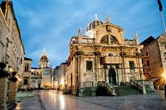 St. Blaise Church, Dubrovnik, Croatia