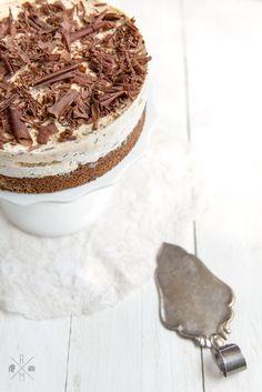 ... chocolate and coffee cake ...