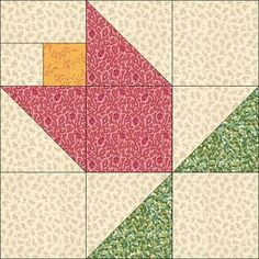Block of the Month - February 2002