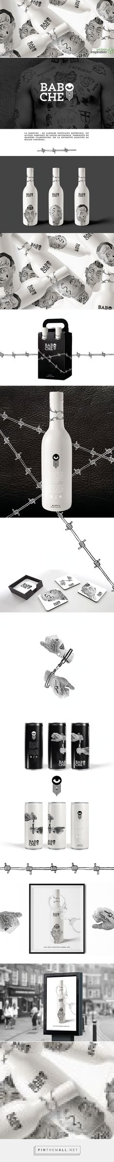 BABOCHE - Daily Package Design InspirationDaily Package Design Inspiration | - created via http://pinthemall.net