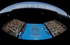 Centre Court Australian Open #grandslam #tennis