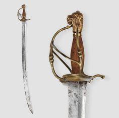 Field saber, Swiss, circa 1750
