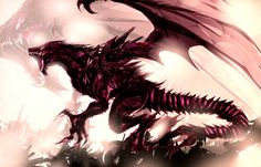 Dragonic. Is this pure awesomeness or what? (Karnage by ChasingArtwork.deviantart.com on @DeviantArt)