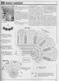 Decorative Crochet Magazines 46 - Gitte Andersen - Picasa-Webalben