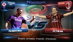 Info Prediksi Sepak Bola Fiorentina Vs AC Milan 30 Desember 2017 - Situs777 - Berita Terkini, Berita Bola, Prediksi Sepak Bola