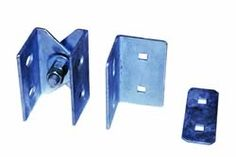 Dock hinge for both 2x6 and 2x8 framing.  Product Number: TechStar
