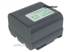 *Cheap & New 3.6V 5000mAh Camcorder Battery for Sharp VL-AH151U,Sharp VL-AH160U #PowerSmart