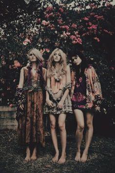Dark hippies