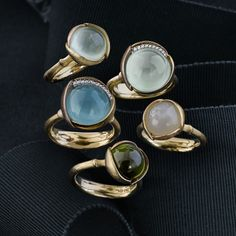 Ole Lynggaard. Lotus Rings.