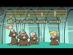 Middle C and the Grand Staff  - one of the great resources from Quaver's Marvelous World of Music