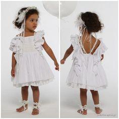Βαπτιστικό Σύνολο Baby U Rock Αμάλθεια 21902G13AAC Girls Dresses, Flower Girl Dresses, Rock, Wedding Dresses, Clothes, Fashion, Dresses Of Girls, Bride Dresses, Outfits