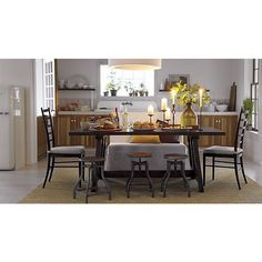 "Taverna 78"" Dining Table in New Furniture 