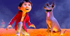 Pixar's Coco Trailer Travels to the Land of the Dead -- Disney and Pixar have launched the first trailer for Coco, about a young boy who sets off on an extraordinary journey to unlock his secret family history. -- http://movieweb.com/coco-movie-2017-trailer-disney-pixar/