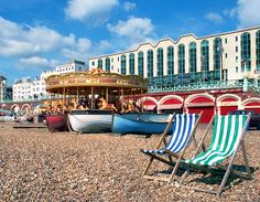 In pictures: a look at the English seaside