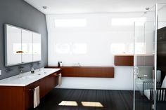 Ideas para #tubaño. Nuevo Monomando de lavabo Squadra®, acabado: cromo. http://www.helvex.com/monomando-e-929