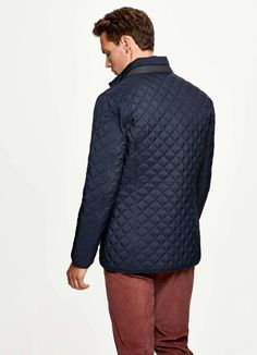 Reversible Paddock Jacket | Hackett