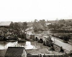The Middle Bridge over Antietam Creek