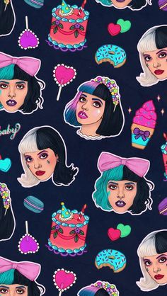 Melanie Martinez, Wallpaper, IPhone 5c