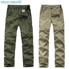 Cheap WOLFONROAD Hombres Mujeres Pierna Desmontable Pant Deportes Al Aire Libre Pesca Caza Senderismo Pantalones de Secado rápido Transpirable Pantalones Cortos L FJJ 07, Compro Calidad Pantalones de senderismo directamente de los surtidores de China: WOLFONROAD New Men Women Outdoor Sport Softshell Pants Winter Thermal Pants Hiking Climbing Pants Waterproof Trousers L-