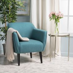 Shop for Alphonse Fabric Arm Chair by Christopher Knight Home. Get free shipping at Overstock.com - Your Online Furniture Outlet Store! Get 5% in rewards with Club O!