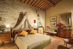 Rustic Italian Home Rustic House, Rustic Home Decor, Home, Tuscan Bedroom, Italian Home, Mediterranean Home Decor, Tuscan, Italian Farmhouse Decor, Tuscan Kitchen
