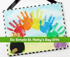 Six Simple St. Patrick's Day DIYs | Plaid Online
