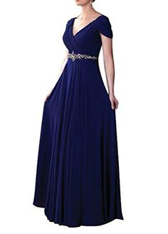 WeiYin Women's Cap Sleeve V-neck Ruched Empire Line Evening Dress on sale #Mother-Of-The-Bride-Dresses http://www.weddingdealusa.com/weiyin-womens-cap-sleeve-v-neck-ruched-empire-line-evening-dress-on-sale/11079/?utm_source=PN&utm_medium=jillweddings+-+mother+of+the+bride&utm_campaign=Wedding+Deal+USA