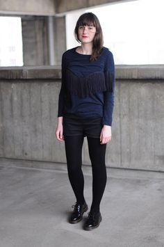 #streetstyle #outfit #style Chaud vs Froid | Violaine Olga Madeleine
