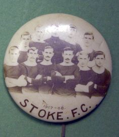 Early 1900s Football Pin Badges | National Football Collection