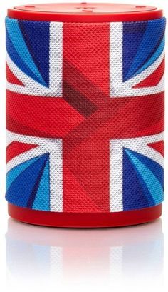 Pin for Later: 40 Travel Gifts For Your Favourite Globetrotter  Wowzr! X-Pop Portable Bluetooth Speaker (£40)