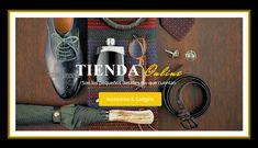Don Pablo Online | Tienda de accesorios y gadgets para hombres | Ecuador