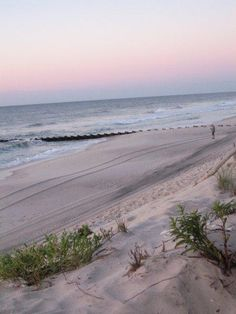 New Jersey shore; Toms River, NJ to be exact....see there is beauty in NJ