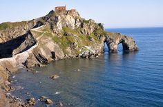 Le Hermitage (Isla de San Juan de Gaztelugatxe, España). Plusviajes.com :: Propuestas y opiniones sobre vacaciones