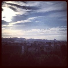 Giardino degli Aranci @ Rome