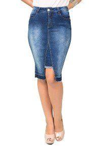 Love Jeans, Sexy Jeans, Reuse Jeans, Denim Fashion, Fashion Outfits, Jeans Claro, Estilo Jeans, Pencil Skirt Casual, Bleached Denim