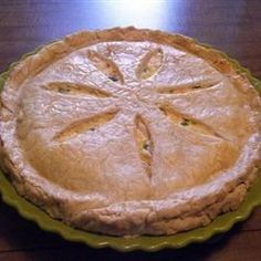 Chicken Pot Pie VI Allrecipes.com