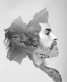 photography/Collage Illustrations By Matt Wisniewski